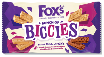 Fox's Biccies