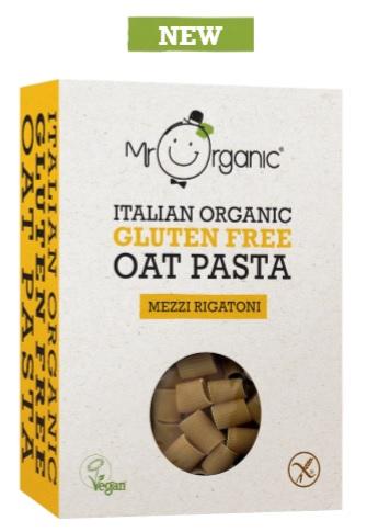 Mr Organic Gluten Free Oat Pasta